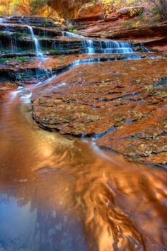 ✮ Copper Waters - Zion National Park