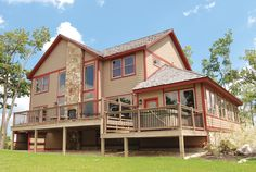 Boulder Lodge at Railey Mountain Lake Vacations - great price on this one!