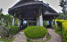 Boomerang Village Resort Phuket, surrounded by tropical gardens, offering a very congenial and relaxing ambience.