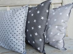 Polštáře hvězdy Throw Pillows, Stars, Toss Pillows, Cushions, Decorative Pillows, Sterne, Decor Pillows, Scatter Cushions, Star
