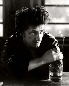 Sean Penn by Bruce Weber