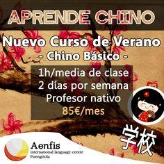 ¡APRENDE CHINO!