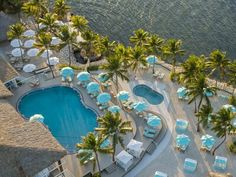 The First-Ever All-Inclusive Resort in the Florida Keys Is Now Open (And It's Just as Dreamy as You'd Expect) Das erste All-Inclusive-Resort auf den Florida [. Florida Resorts, Florida Beaches, Beach Resorts, Sarasota Florida, Kissimmee Florida, Clearwater Florida, Sandy Beaches, Florida Vacation, Florida Travel