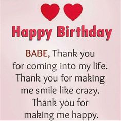 Love Birthday Quotes For Love - Happy Birthday Wishes, Memes, SMS & Greeting eCard Images Happy Birthday Wishes For Him, Birthday Message For Boyfriend, Birthday Wish For Husband, Happy Birthday Quotes For Friends, Hubby Birthday Quotes, Birthday Paragraph For Boyfriend, Happy Bday My Love, Birthday Wishes Messages, Birthday Surprises