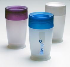 Absolutely genius! Non spill cup and night light! Really wonderful for anyone, children, teens, elderly...me!