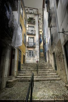 btdt: Lisbon -- mostly remember the stairs!