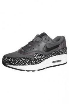 timeless design b360d e39fb Nike Sportswear AIR MAX 1 - Trainers - dark grey black white for Free  delivery for orders over