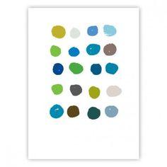 Mr Dot art print