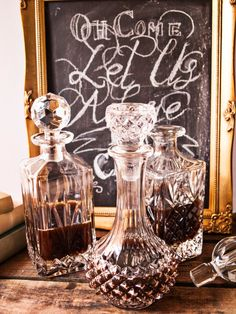 Hey, I found this really awesome Etsy listing at https://www.etsy.com/listing/241050502/crystal-whiskey-decanter-wine-decanter