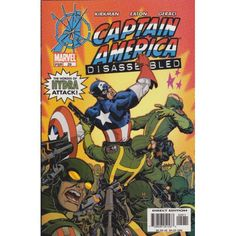 CAPTAIN AMERICA #29 | 2002-2004 | VOLUME 4 | MARVEL | $3.60 | Comic Books