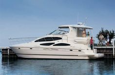 Used 2003 Cruisers Yachts 405 Express Motoryacht, Sarasota, Fl - 34236 - BoatTrader.com