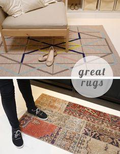 great new rugs from the 2015 ikeacatalog #ikea @ikea