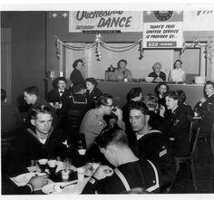 USO Christmas Dance in North Hollywood. San Fernando Valley History Digital Library.