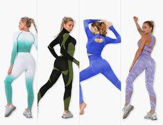 Wholesale Yoga Leggings Set Women's Workout Set 3 Piece Tracksuit Sweat Workout, Workout Wear, Custom Sportswear, Yoga Leggings, Daily Wear, Jogging, 3 Piece, Fit Women, Things To Sell