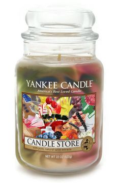 2016 Limited Edition Yankee Candle Scents: Candle Store, Sunless...