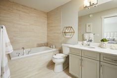Mira Pinnacle Streetscape Home Coventry Homes, New Home Builders, Bathrooms, New Homes, Decor Ideas, Bathroom, Full Bath, Bath