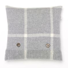 Bronte by Moon | Windowpane Cushion