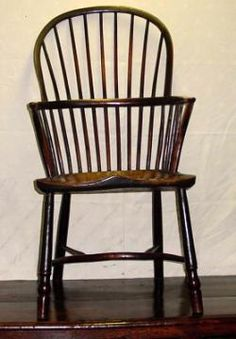 Great Antique Windsor Chairs