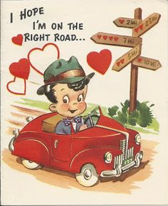 valentine's day car ads
