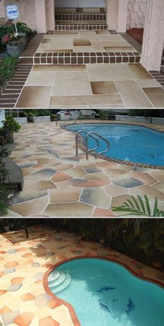 Work with the experts in this company and turn your brick patio designs into reality. They also install decorative stamped concrete for pool decks and driveways for residential and commercial clients.