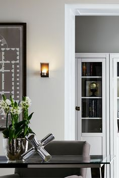 The Best Lighting Ideas for Office Home Office Lighting, Hallway Lighting, Bedroom Lighting, Wall Sconce Lighting, Wall Sconces, Lighting Store, Cool Lighting, Lighting Design, Lighting Ideas