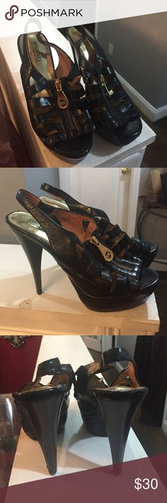 Michael Kors 5' heels 👠 Michael Kors 5' heels 👠 Michael Kors Shoes Heels
