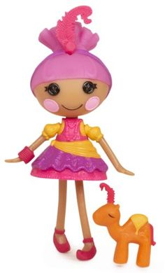 Mini Lalaloopsy Silly Fun House Doll – Sahara « Game Time Home