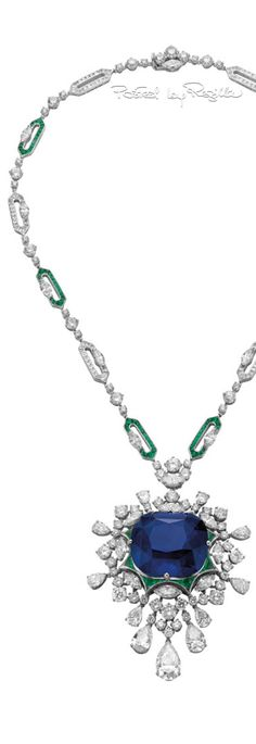 Regilla ⚜ Bulgari, the 'Giardini Italiani' collection