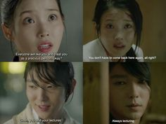 Funny Kpop Memes, Funny Facts, Scarlet Heart Ryeo Wallpaper, Moon Lovers Drama, Starfish Story, Do Bong Soon, Korean Drama Quotes, Lee Joongi, Dream High