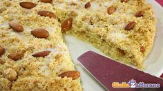 Torta sbrisolona (con farina di mais fioretto)