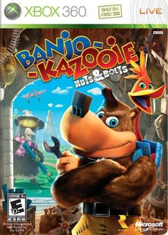 BanjoKazooie Nuts  Bolts  Xbox 360 -- More info could be found at the image url.Note:It is affiliate link to Amazon.