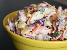 Southwestern Slaw   Tasty Kitchen: A Happy Recipe Community!