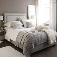 Neutral Calming Bedroom