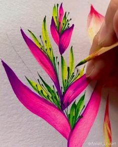 Acrylic Painting Techniques, Acrylic Painting Canvas, Acrylic Painting Flowers, Small Canvas Art, Diy Canvas Art, Fabric Painting On Clothes, Fabric Drawing, Beautiful Paintings Of Flowers, Beautiful Flower Drawings