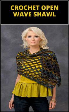 100 Free Crochet Shawl Patterns - Free Crochet Patterns - Page 19 of 19 - DIY & Crafts