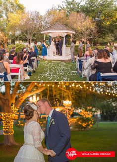 A Secret Garden Wedding In Las Vegas Is Like Nothing You Seen Before The Entire
