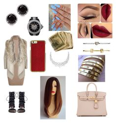 """Untitled #103"" by faith-mula on Polyvore featuring Rumour London, River Island, Kobelli, Chanel, Zimmermann, Hermès and FOSSIL"