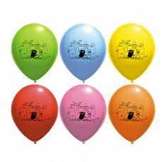 Mitä olisivatkaan juhlat ilman ilmapalloja?