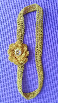 New improved Type B Headband  Size Large (1-3 years) Optimal fit with hidden elastic behind the flower Buy now $7 local pickup Postage available Australia wide $2.50  https://thingamajigs--whatsits.fwscart.com/