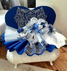 Bohca Wedding Gift Boxes, Wedding Keepsakes, Wedding Gifts, Flower Artwork, Modern Curtains, Ribbon Work, Paper Flowers, Marie, Diy And Crafts
