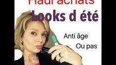 Haul , achats looks d'été anti âge ou pas