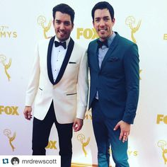 Property brothers Emmy's 2015