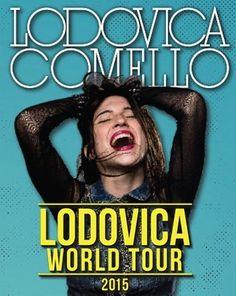 Lodovica Comello de gira en solitario llega a Valencia - http://www.valenciablog.com/lodovica-comello-de-gira-en-solitario-llega-a-valencia/