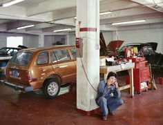 """Nostalgic Photos of SF Show the City Before Gentrification 