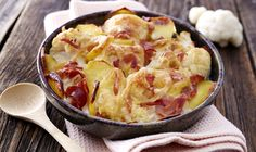 La chouflette #AuchanEtMoi #auchan Diner Recipes, Brunch Recipes, French Country Dishes, Healthy Diners, No Salt Recipes, Cheese Dishes, Salmon Recipes, Potato Salad, Main Dishes