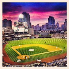 Petco Park - San Diego Padres AUGUST 3,1013 Alina  Family ❤⚾️❤️⚾️