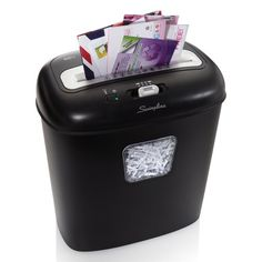 Swingline 12 Sheet Paper Shredder, Super Cross-Cut Junk Mail Shredder, Duo (1757394) Swingline http://www.amazon.com/dp/B00F6WGEVQ/ref=cm_sw_r_pi_dp_jXEIub04H4A13