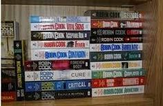 Any Robin Cook book!