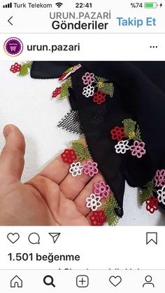 Lace Making, Pandora Charms, Brooch, Embroidery, How To Make, Jewelry, Instagram, Bags, Breien