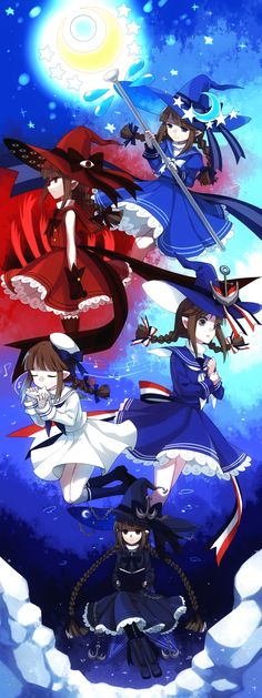 Wadanohara and the Great Blue Sea, Game, RPG